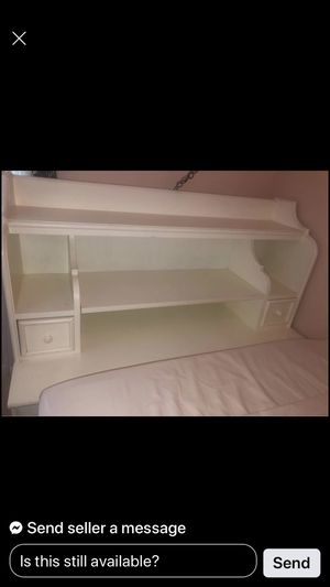 Stanley Young America storage / bookcase headboard for Sale in Elmsford, NY