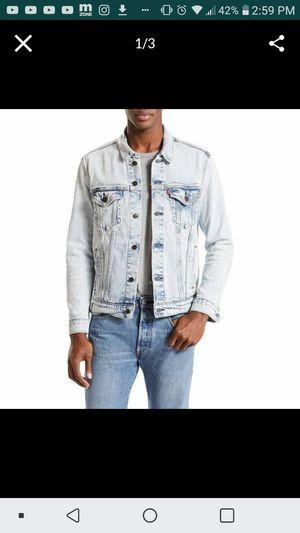 Jean Jacket for sale Levi's for Sale in Jonesboro, GA