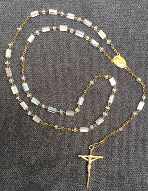 Beautiful Dainty Rosary ~ Check out my Page 😊 for Sale in Fresno, CA