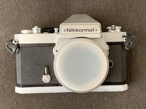 Nikkormat SLR Camera FT2 with box almost mint Nikon for Sale in San Diego, CA