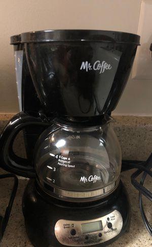"""Mr.coffee """"coffee maker"""" for Sale in Fairfax, VA"""