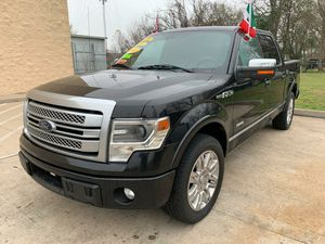 2013 Ford f150 platinum ecoobost/down 3490$ for Sale in Houston, TX