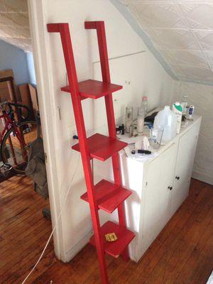 Wooden Ladder Shelf for Sale in Brooklyn, NY