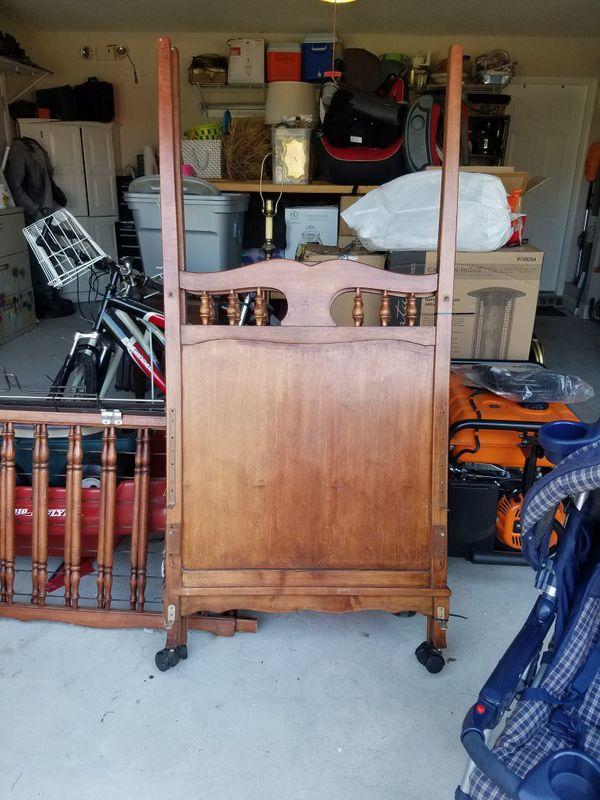 Baby stuff crib$40..,,Walker $10..,,stroller $10..