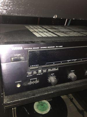 Yamaha stereo receiver Rx-v390 for Sale in Belleville, NJ