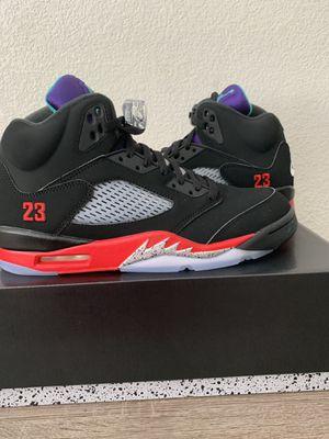 "Jordan 5 ""top 3"" size 10 for Sale in Oakland, CA"