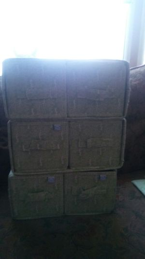 storage drawers for Sale in Ailey, GA