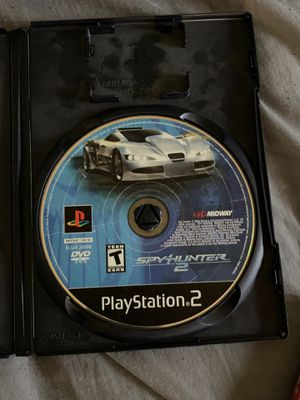 Ps2 - Spy Hunter 2 for Sale in Los Angeles, CA