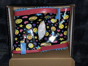 Toddler Girl rain boots size 9 for Sale in Santee, CA