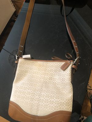 Coach Purse New with tag for Sale in McDonough, GA