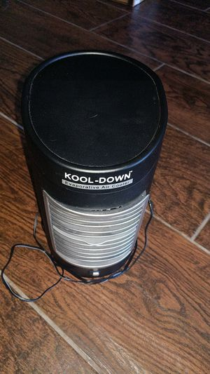 "idealworks Kool-Down 9 1/2"" tall for Sale in San Diego, CA"
