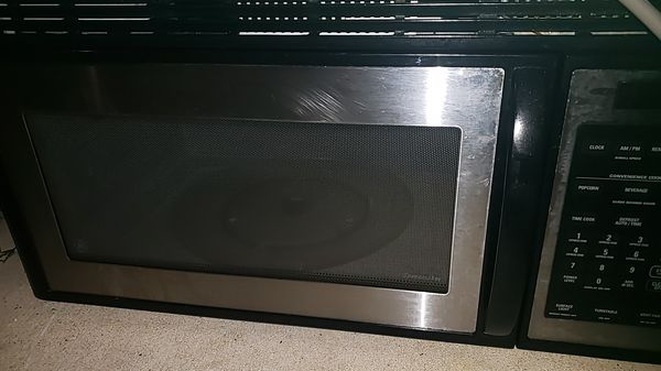 Free GE over the range microwave