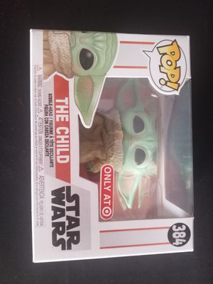 The child (baby Yoda) target exclusive funko pop for Sale in Imperial Beach, CA