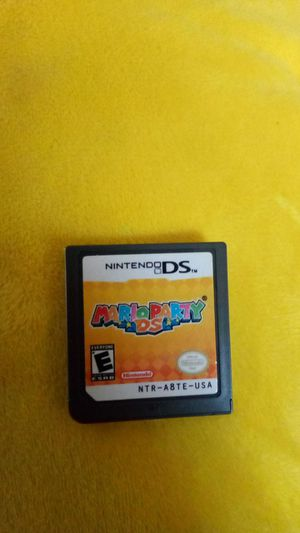 Nintendo DS MarioParty Ds for Sale in St. Louis, MO