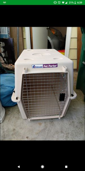 Dog crate for Sale in Portland, OR