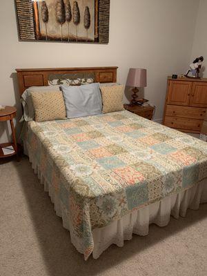 Full Bedroom Queen Set for Sale in Duncan, SC