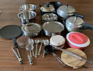 Indian Cooking Utensils for Sale in Fairfax, VA