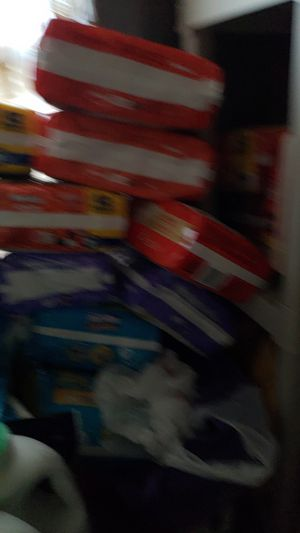 Huggies diapers for Sale in Chicopee, MA