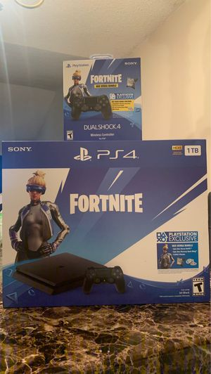 PlayStation 4 Fortnite Bundle for Sale in Atlanta, GA