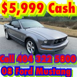 Ford Mustang for Sale in Lithonia,  GA