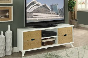 Beautiful TV Stand 🔥🔥🔥 W/ Drawers for Sale in Fresno, CA