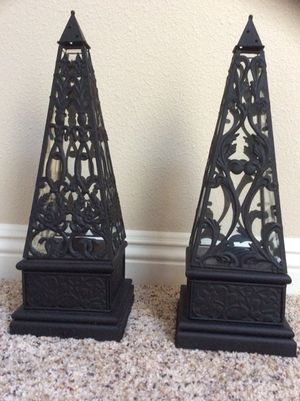 Tea light candle holders for Sale in Santa Maria, CA