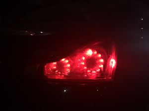G37 part parts taillight good working conditions for Sale in Houston, TX