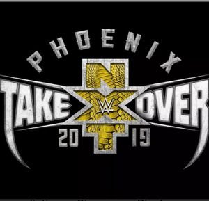 NXT Takeover TONIGHT!! 4:15 pm. 4 tickets in th upper level $45 each or best offer for Sale in Phoenix, AZ