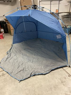 lightspeed beach tent for Sale in San Dimas, CA