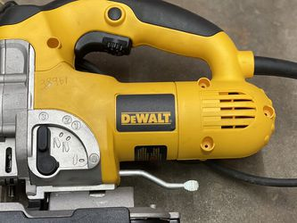 DeWalt DW331 1 in. Variable Speed Top-Handle Jigsaw. Tool Only for Sale in Houston,  TX