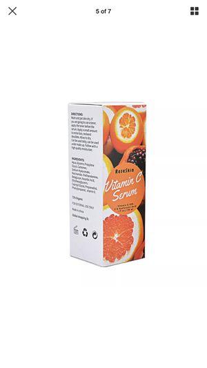 Vitamin c serum for face total 50 pieces for Sale in Miami, FL