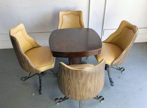 Vintage Mid Century Modern Swivel Chairs for Sale in La Habra, CA
