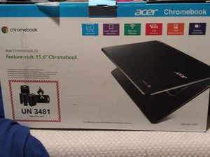 Acer chromebook 15.6 for Sale in Denver, CO