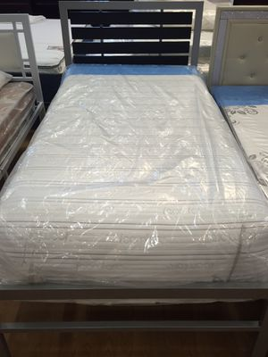 New Twin Bed Frame (NoMattress) for Sale in Santa Monica, CA