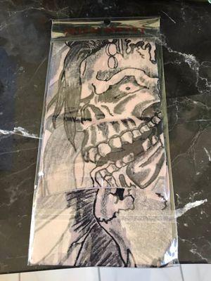 Murrieta (LOS ALAMOS & HANC0CK) (BOTH FOR $5!!) BRAND NEW Halloween Tattoo Arm Sleeves BodyArt Arm Accessories. Halloween Costume Accessories. Made for Sale in Murrieta, CA