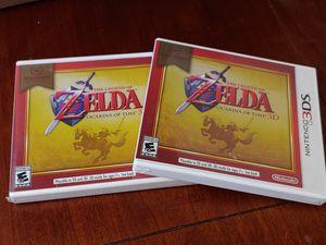 NINTENDO 3DS ZELDA OCARINA OF TIME BRAND NEW SEALED for Sale in Escondido, CA