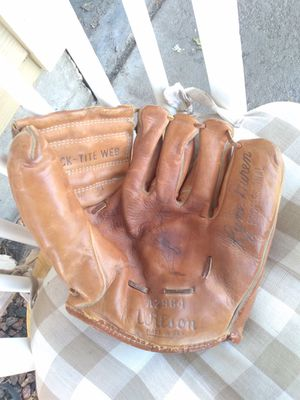 Vintage Ryne Duren baseball glove for Sale in Aurora, CO