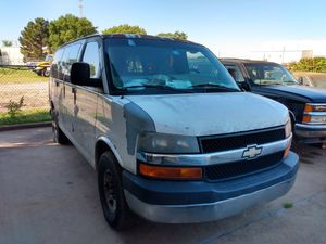 2007 Chevy Express van for Sale in Dallas, TX