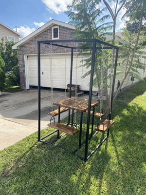 Porch swing table for Sale in Cypress, TX