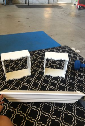 White wall shelves for Sale in San Jose, CA