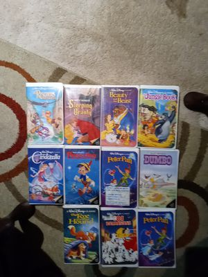 Black diamond Disney movies for Sale in Portland, OR