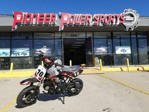 Db10 110cc automatic dirt bike on sale for Sale in Dallas, TX
