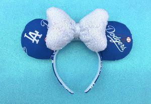 LA Dodgers Disney Ears for Sale in San Diego, CA