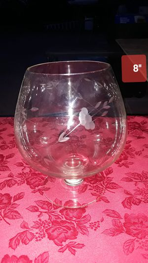 "CUP glass 8"" for Sale in Fontana, CA"