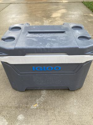 Igloo 60qt cooler for Sale in Normal, IL