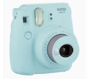 Fujifilm Instax Mini 9 Camera with Fuji Instant Film (40 Sheets) & Accessories Bundle Includes Case, Filters, Album, Lens, and More for Sale in Bakersfield, CA
