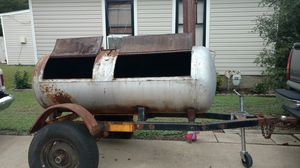 BBQ Trailer for Sale in Garland, TX