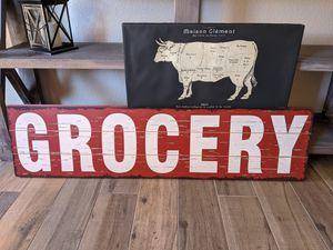 Farmhouse kitchen signs for Sale in Glendale, AZ