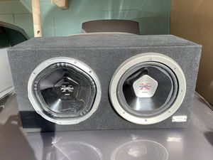High power .... Subwoofer System 1000W for Sale in Pasadena, CA