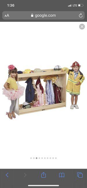ECR4kids Dramatic play wardrobe for Sale in Brooklyn, NY
